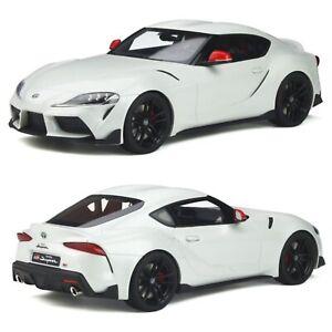 1/18 GT Spirit Toyota Supra GR Fuji Speedway Édition White 2020 livrais domicile