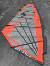 Vintage Hurricane Gorge Custom 4.7 WindSurfing Sail LANDSAILING YACHTING