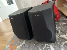 Sony Lautsprecher Boxen