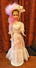 Vintage Barbie TRULY SCRUMPTIOUS DOLL Bend leg, talking VERSION COMPLETE MUTE