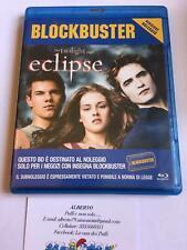 The twiligt saga eclipse blu ray versione noleggio