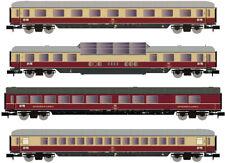HN4299 Arnold 4-teiliges Set Reisezugwagen Rheinpfeil der DB
