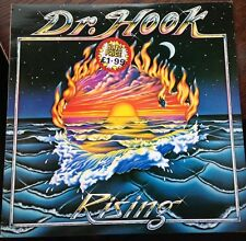 Dr. Hook - Rising -  LP Vinyl Record Album - Phonogram - Stereo 6302 076
