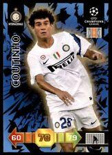 Panini Adrenalyn XL UEFA Champions League 2010/2011 Inter Milan Coutinho