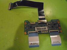SAMSUNG TV UN32EH5000F T-CON BOARD CABLES RIBBON BN95-00854A / BN41-01938B