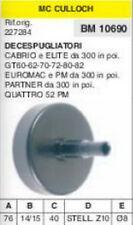 CAMPANA FRIZIONE DECESPUGLIATORE McCULLOCH CABRIO ELITE EUROMAC PARTNER QUATTRO