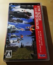 PSP R-Type Tactics II - Operation Bitter Chocolate - JAPAN very good condition