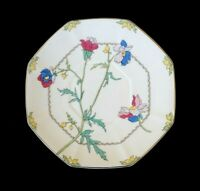 Beautiful Royal Doulton Anemone Cake Plate