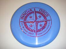 Frisbee Disc Golf Innova First Run Star Aviar3 Putter Putt/Approach 175g Blue