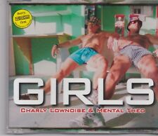Charly Lownoise&Mental Theo-Girls cd maxi single
