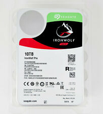 "Seagate IronWolf Pro ST10000NE0008 10TB 3.5"" 7200RPM 256MB disco duro de almacenamiento en red"