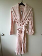 XMAS  GIFT - SIZE 10/12   LADIES TOP QUALITY  LUXURY HOUSE COAT ROBE GOWN