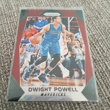 2017-18 Panini Prizm RUBY WAVE PRIZM REFRACTOR - Dwight Powell