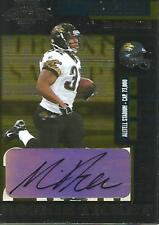 Maurice Jones-Drew 2006 Playoff Contenders Autograph Rookie