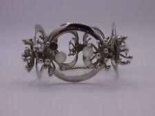 wunderschönes Design Relo Armband Silber 925 punziert