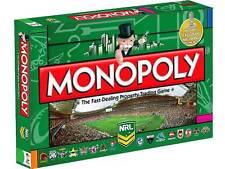 MONOPOLY NRL FOOTBALL