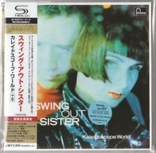 Swing Out Sister ‎– Kaleidoscope World (1989) FIRST EDITION JAPAN MINI LP SHM-CD