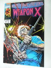 1 x comic-estados unidos-Weapon X-nº 81-inglés-Marvel-z.1