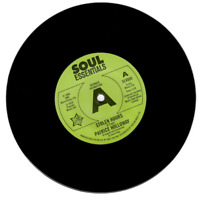 PATRICE HOLLOWAY Stolen Hours / Love & Desire -Northern Soul Demo 45 Outta Sight
