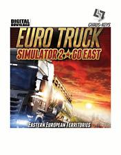 Euro Truck Simulator 2 Going East DLC STEAM PC Key Code [Blitzversand]