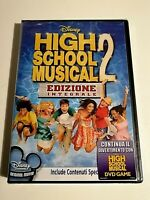 DVD Walt Disney HIGH SCHOOL MUSICAL 2 EDIZIONE INTEGRALE
