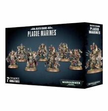 Warhammer 40K Death Guard Plague Marines Chaos Space Marines Warhammer 40k NEW