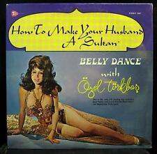 ÖZEL TÜRKBAS how to make your husband a sultan - bellydance LP Sealed ELAY 2687