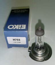 (Qty 10) New Open Box Eiko H755 12V 55W Halogen Bulbs Free Shipping