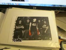 To Kill Promotion Photo Vintage 90'S Promo Shot 5 X 7 Collectable