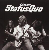 "STATUS QUO ""CLASSIC THE MASTERS..."" CD BEST OF NEU"