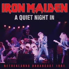 a Quiet Night in by Iron Maiden Compact Disc SMCD973