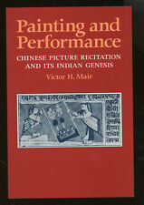 Victor H Mair / Painting and Performance Chinese Picture Recitation and Its 1st