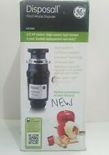 General Electric Disposall Food Waste Garbage Disposer GFC320V 1/3 Horse Power