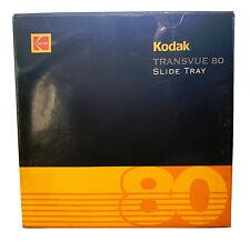 "Kodak Transvue 80 Carousel Slide Tray,  Holds 80 2""x2"" Slides up to 1/8"" thick"