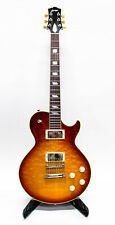 2007 Collings City Limits Deluxe Electric Guitar - Quilted Amber Sunburst