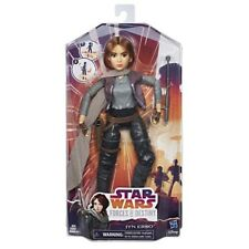 """Star Wars Forces of Destiny - Jyn Erso - Rogue One - 11"""" Adventure Figure - New"""