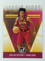 2018-19 Panini Donruss Rookie Kings Collin Sexton RC #16, Cleveland Cavaliers