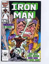 Iron Man #205 Marvel 1986