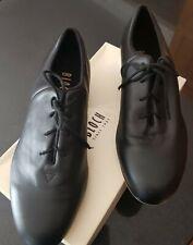 Bloch S0388L Tap-Flex Black Leather Tap Shoes Split Sole
