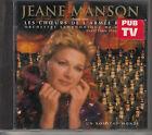 CD ALBUM JEANE MANSON / CHOEURS DE L'ARMEE ROUGE