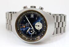 Omega Speedmaster MK3 Automatic  Blue dial     Référence 176.002 / Movement 1040