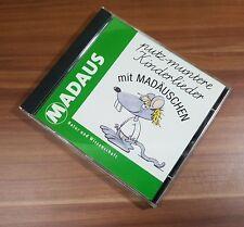 CD MADAUS putz-muntere Kinderlieder mit Madäuschen