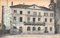 Chalons-sur-SAONE - Ecole communale de Saint Cosme
