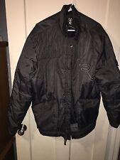 RocaWear Parka Flight Jacket Size XL Black Jigga Jay Z Rocafella Fresh