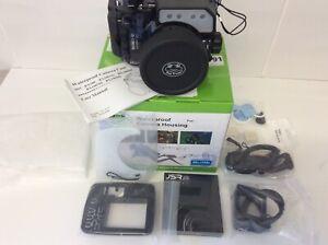 Sea frog waterproof camera housing dx100
