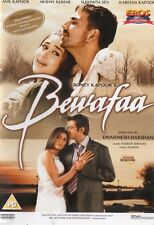 BEWAFAA - SPECIAL EDITION EROS BOLLYWOOD DVD - Anil Kapoor, Akshay Kumar.