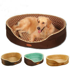 Double sided all seasons Big Size large dog bed House sofa Pet Dog Cat Warm Bed