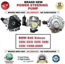 Brand New POWER STEERING PUMP for BMW E46 Berlina 320 323 325 328 330 1998-2005
