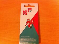 Official Product of London 2012 Pin Badge UNION JACK Olympics Games Souvenir New