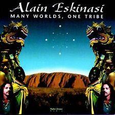MANY WORLDS, ONE TRIBE - Alain Eskinasi .... CD ... NEW